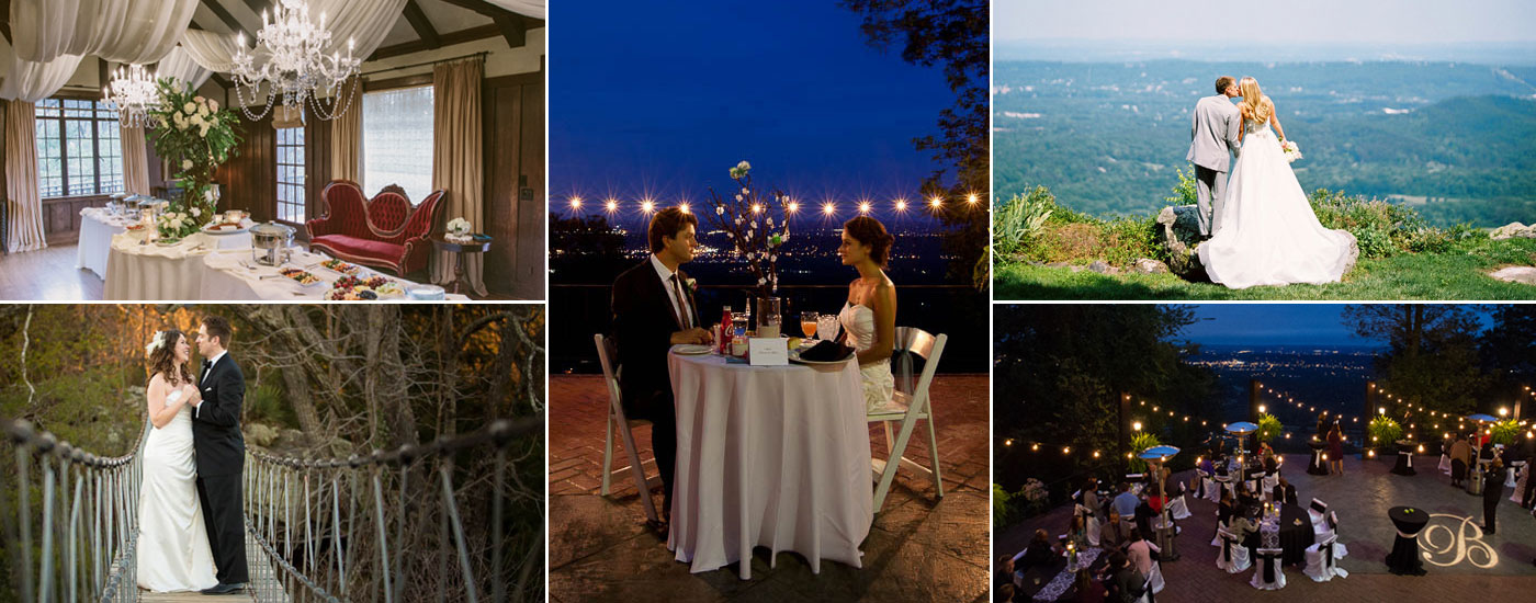 Chattanooga And Lookout Mountain Wedding Venue Grandview