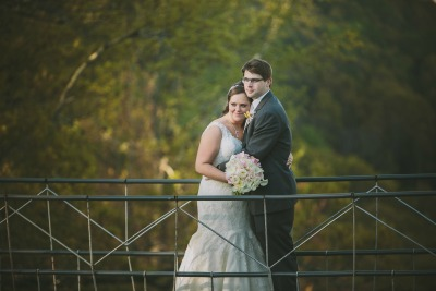 Trista and Andrew's April Wedding